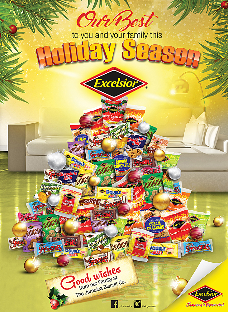 Excelsior Christmas Advertisement